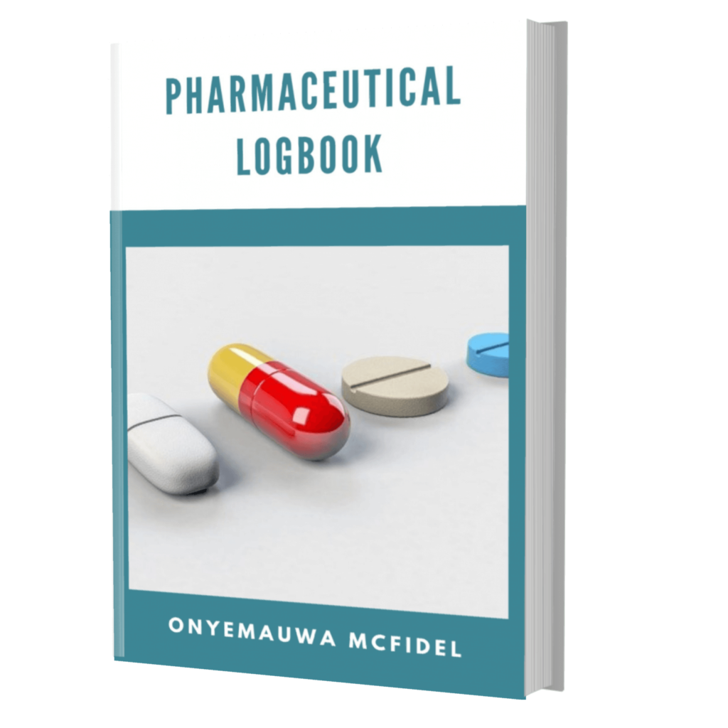Pharmaceutical Logbook