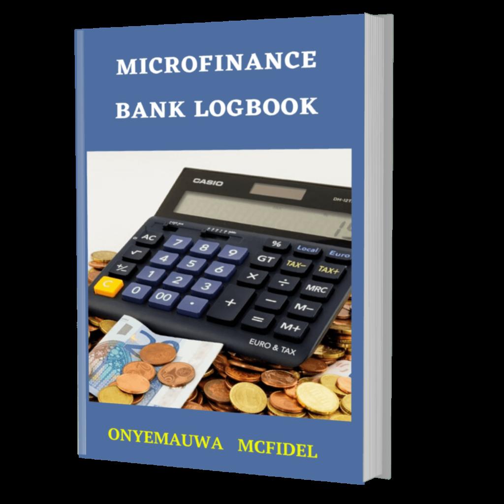 Micro-finance Bank Logbook