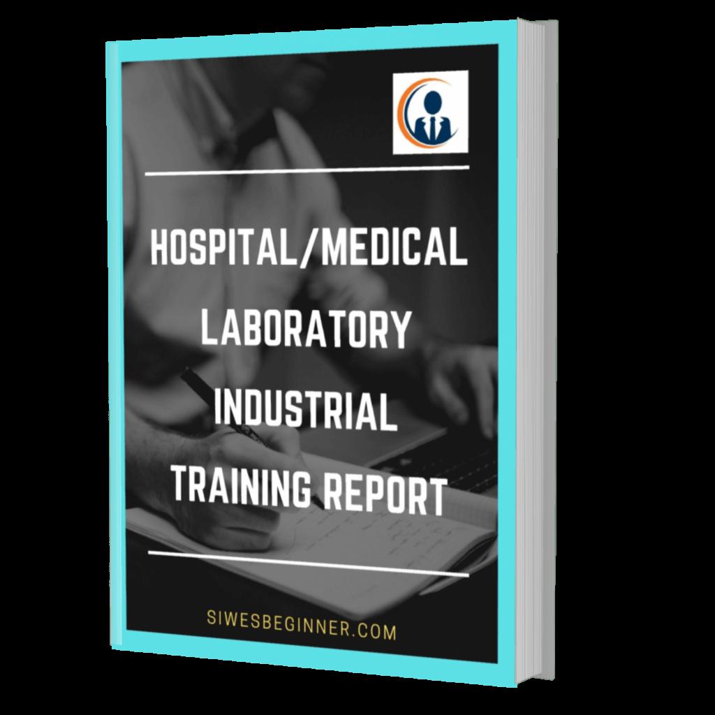 Hospital Medical Laboratory I.T/SIWES Report Sample