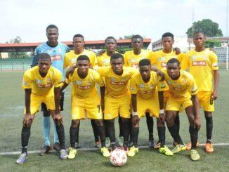 Nigeria Football Academies Contact