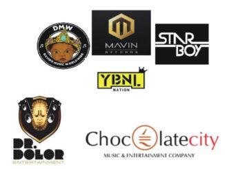 Nigeria Record Labels Contact