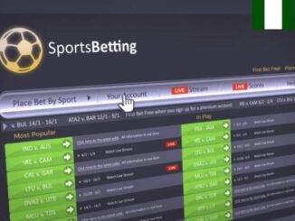 Nigeria Online Sports Betting Sites